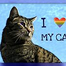 I Heart My Cat by Angie O'Connor