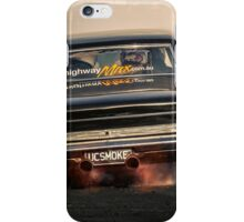 UCSMOKE Tipping In iPhone Case/Skin