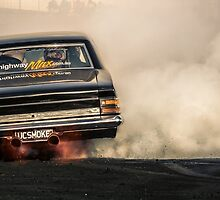 UCSMOKE Tipping In by VORKAIMAGERY
