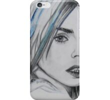 I Create Myself iPhone Case/Skin