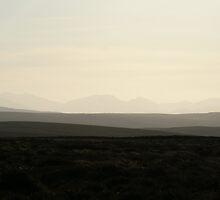 Welsh hills by Sezbomb