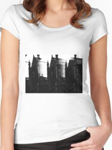 Today I Dreamt A Dream Of Yesterday - 21 Women's Fitted Scoop T-Shirt