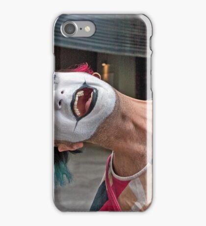 Uffizi Face iPhone Case/Skin
