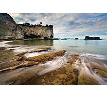 Stingray Bay Rush Photographic Print