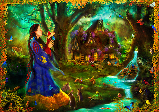 Snow White by Aimee Stewart