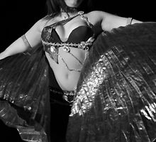 Bab al Shams - Dubai - Belly Dancing by Mark Bolton
