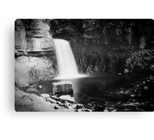 Vintage Style Thornton Force Canvas Print