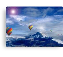 Explore the Magic of Dreams! Canvas Print