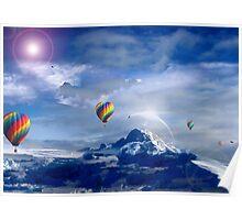 Explore the Magic of Dreams! Poster