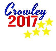 Crowley 2017 by crashkingjensen
