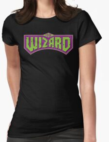 The Wizard Womens Fitted T-Shirt