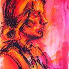 """""""Dreaming"""" by Tatjana Larina"""