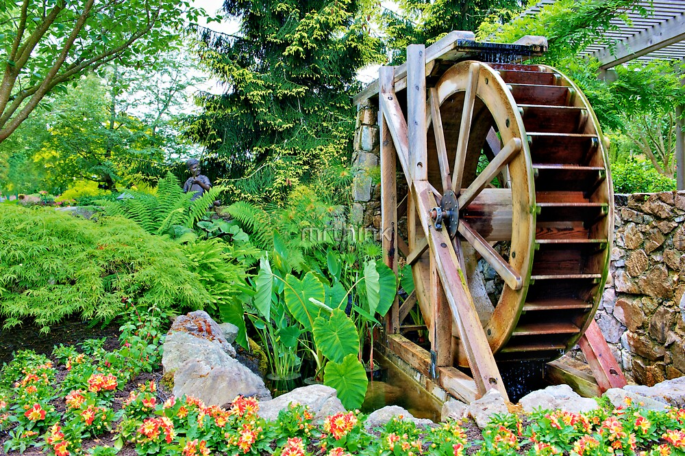 Garden's Wheel by mrthink