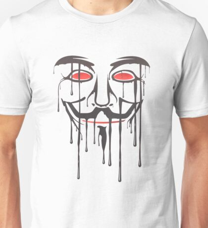 Anonymous (Guy Fawkes Mask) Unisex T-Shirt