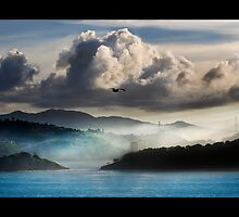 A early morning in Antigua B.V.I by iamwiley