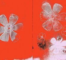 Wallflower by metrostation