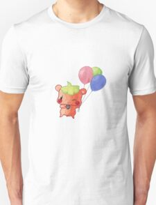 Watercolour Hamster Unisex T-Shirt