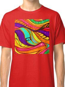 Beneath the Sea Classic T-Shirt