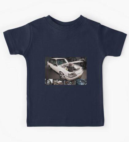 Chris Irvin's Holden VK Commodore Kids Tee