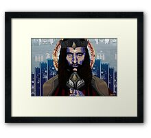 Return of the King Framed Print