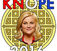Leslie Knope for President by sophiapetrillo