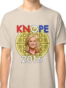Leslie Knope for President Classic T-Shirt