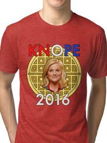 Leslie Knope for President Tri-blend T-Shirt