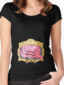 krang Women's Fitted Scoop T-Shirt