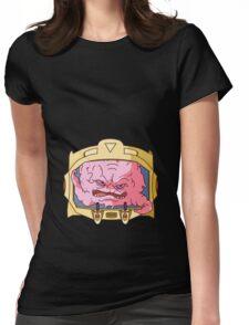 krang Womens Fitted T-Shirt