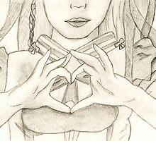 I.L.U by drawingdream