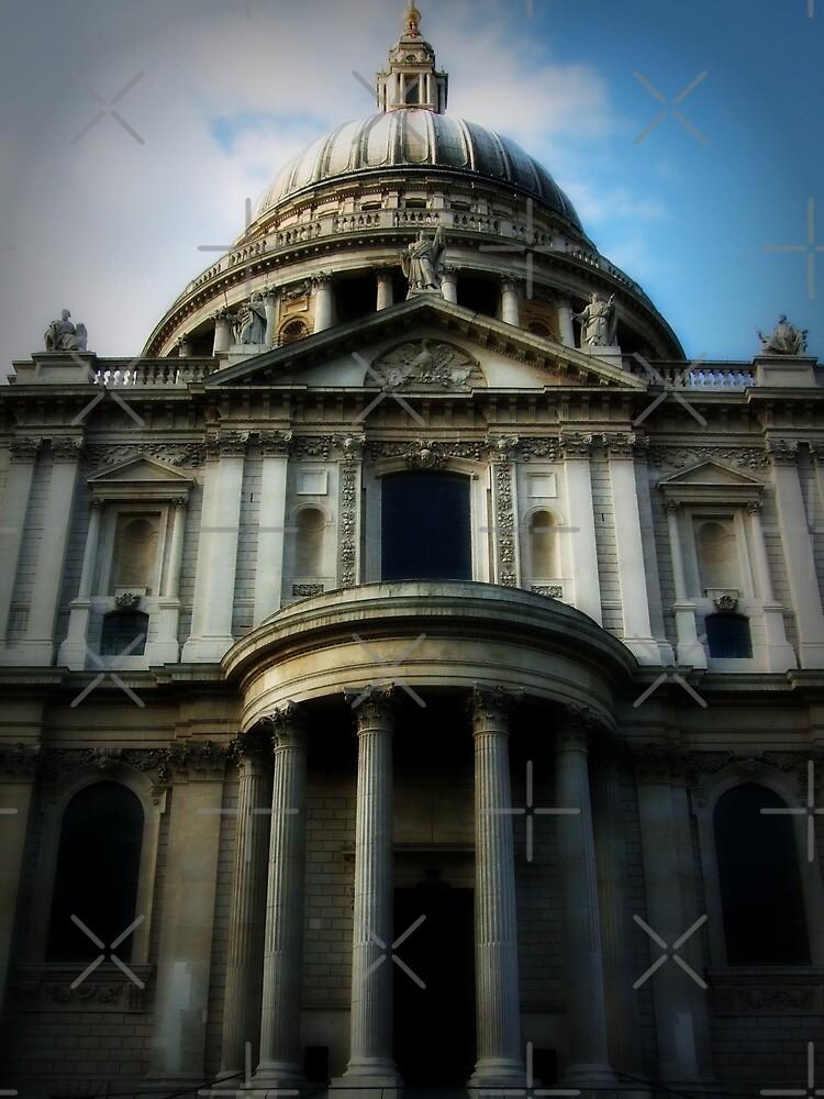 St. Pauls by Paul James Farr
