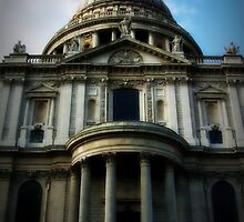 St. Pauls by Paul James Farr