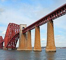 the forth bridge by allan76