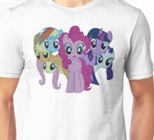 Mane 6 Unisex T-Shirt