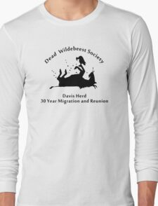 Dead Wildebeest Society Long Sleeve T-Shirt