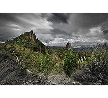 Castle Rock Photographic Print