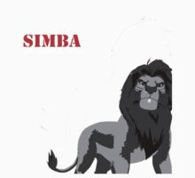 Simba, The Pride Is Yours by KieranA26
