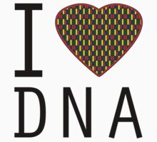 iLoveDNA by synbioswag