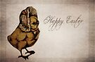 Easter Chick by Denise Abé