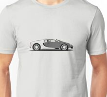 2010 Bugatti Veyron 16.4 Sang d'Argent Unisex T-Shirt