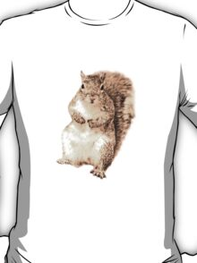 Squirrel t-shirt T-Shirt