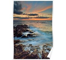 Fantail Bay Last Light Poster