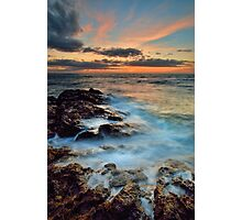Fantail Bay Last Light Photographic Print