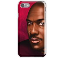 "MICHAEL JORDAN ""HIS ROYAL AIRNESS"" iPhone Case/Skin"