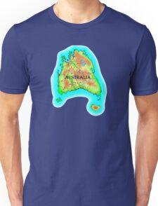 Tasmania's Australia Unisex T-Shirt