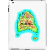 Tasmania's Australia iPad Case/Skin