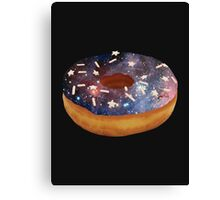 Space Donut Canvas Print