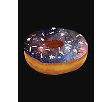 Space Donut Photographic Print