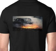 UCSMOKE Rim Riding Unisex T-Shirt