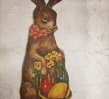Easter Bunny pt. II by Denise Abé
